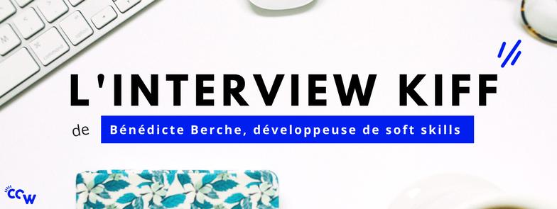 interview bénédicte berche